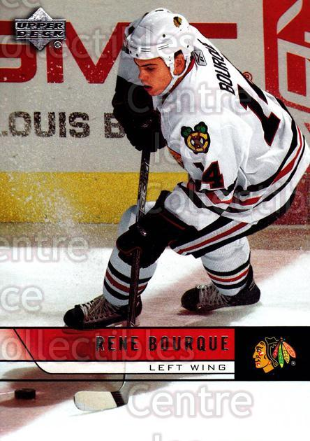 2006-07 Upper Deck #46 Rene Bourque<br/>11 In Stock - $1.00 each - <a href=https://centericecollectibles.foxycart.com/cart?name=2006-07%20Upper%20Deck%20%2346%20Rene%20Bourque...&quantity_max=11&price=$1.00&code=204858 class=foxycart> Buy it now! </a>