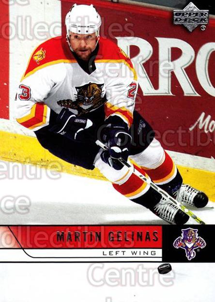 2006-07 Upper Deck #86 Martin Gelinas<br/>12 In Stock - $1.00 each - <a href=https://centericecollectibles.foxycart.com/cart?name=2006-07%20Upper%20Deck%20%2386%20Martin%20Gelinas...&quantity_max=12&price=$1.00&code=204905 class=foxycart> Buy it now! </a>