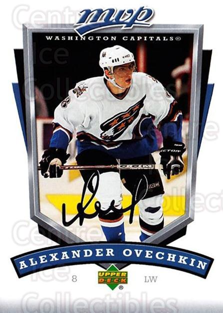 2006-07 Upper Deck MVP #292 Alexander Ovechkin<br/>1 In Stock - $3.00 each - <a href=https://centericecollectibles.foxycart.com/cart?name=2006-07%20Upper%20Deck%20MVP%20%23292%20Alexander%20Ovech...&price=$3.00&code=204982 class=foxycart> Buy it now! </a>