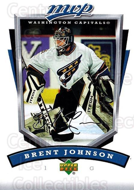 2006-07 Upper Deck MVP #296 Brent Johnson<br/>5 In Stock - $1.00 each - <a href=https://centericecollectibles.foxycart.com/cart?name=2006-07%20Upper%20Deck%20MVP%20%23296%20Brent%20Johnson...&quantity_max=5&price=$1.00&code=204986 class=foxycart> Buy it now! </a>