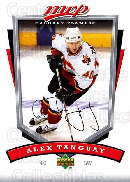 2006-07 Upper Deck MVP #42 Alex Tanguay<br/>5 In Stock - $1.00 each - <a href=https://centericecollectibles.foxycart.com/cart?name=2006-07%20Upper%20Deck%20MVP%20%2342%20Alex%20Tanguay...&quantity_max=5&price=$1.00&code=205044 class=foxycart> Buy it now! </a>