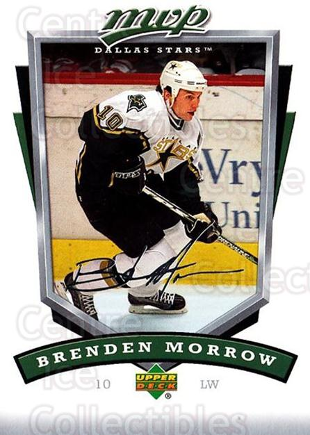 2006-07 Upper Deck MVP #93 Brenden Morrow<br/>5 In Stock - $1.00 each - <a href=https://centericecollectibles.foxycart.com/cart?name=2006-07%20Upper%20Deck%20MVP%20%2393%20Brenden%20Morrow...&quantity_max=5&price=$1.00&code=205100 class=foxycart> Buy it now! </a>