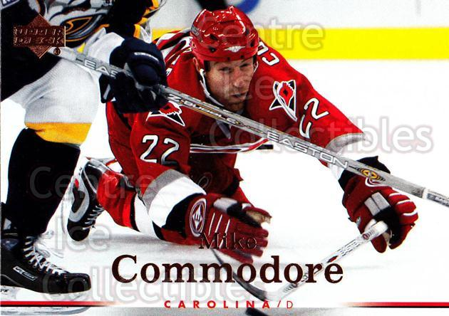 2007-08 Upper Deck #184 Mike Commodore<br/>13 In Stock - $1.00 each - <a href=https://centericecollectibles.foxycart.com/cart?name=2007-08%20Upper%20Deck%20%23184%20Mike%20Commodore...&quantity_max=13&price=$1.00&code=205382 class=foxycart> Buy it now! </a>