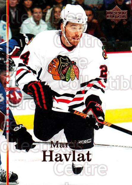 2007-08 Upper Deck #26 Martin Havlat<br/>13 In Stock - $1.00 each - <a href=https://centericecollectibles.foxycart.com/cart?name=2007-08%20Upper%20Deck%20%2326%20Martin%20Havlat...&quantity_max=13&price=$1.00&code=205414 class=foxycart> Buy it now! </a>