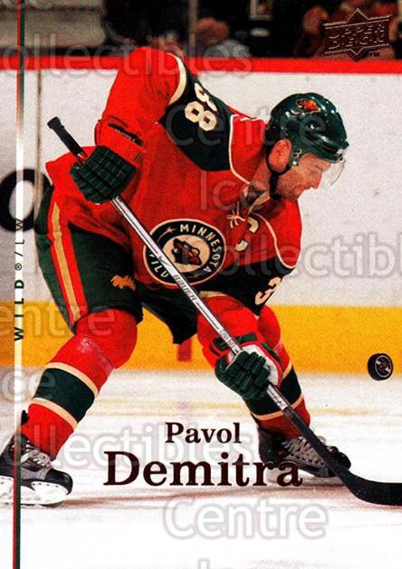 2007-08 Upper Deck #292 Pavol Demitra<br/>13 In Stock - $1.00 each - <a href=https://centericecollectibles.foxycart.com/cart?name=2007-08%20Upper%20Deck%20%23292%20Pavol%20Demitra...&quantity_max=13&price=$1.00&code=205447 class=foxycart> Buy it now! </a>