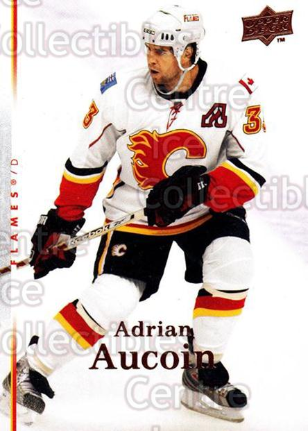 2007-08 Upper Deck #299 Adrian Aucoin<br/>13 In Stock - $1.00 each - <a href=https://centericecollectibles.foxycart.com/cart?name=2007-08%20Upper%20Deck%20%23299%20Adrian%20Aucoin...&quantity_max=13&price=$1.00&code=205454 class=foxycart> Buy it now! </a>