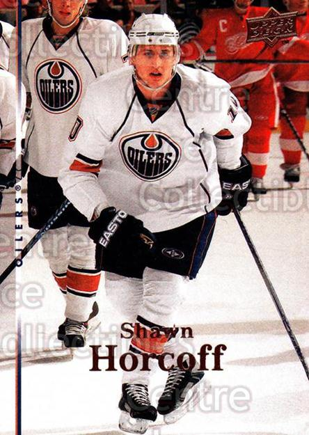 2007-08 Upper Deck #316 Shawn Horcoff<br/>13 In Stock - $1.00 each - <a href=https://centericecollectibles.foxycart.com/cart?name=2007-08%20Upper%20Deck%20%23316%20Shawn%20Horcoff...&quantity_max=13&price=$1.00&code=205473 class=foxycart> Buy it now! </a>