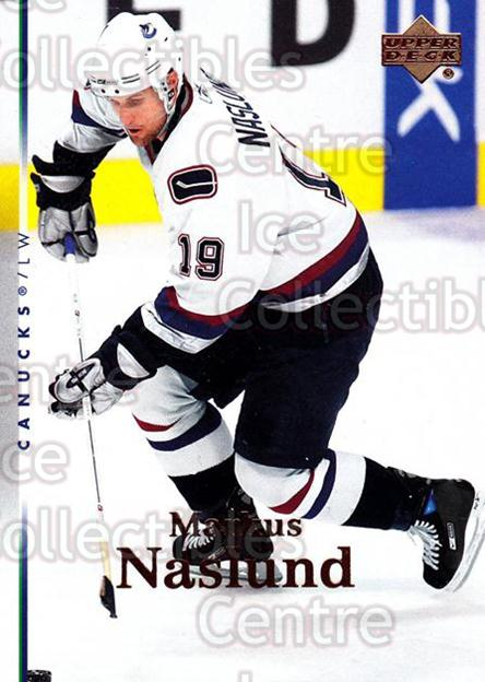 2007-08 Upper Deck #33 Markus Naslund<br/>11 In Stock - $1.00 each - <a href=https://centericecollectibles.foxycart.com/cart?name=2007-08%20Upper%20Deck%20%2333%20Markus%20Naslund...&quantity_max=11&price=$1.00&code=205487 class=foxycart> Buy it now! </a>