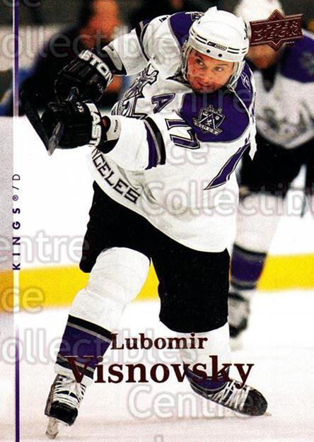 2007-08 Upper Deck #340 Lubomir Visnovsky<br/>13 In Stock - $1.00 each - <a href=https://centericecollectibles.foxycart.com/cart?name=2007-08%20Upper%20Deck%20%23340%20Lubomir%20Visnovs...&quantity_max=13&price=$1.00&code=205498 class=foxycart> Buy it now! </a>