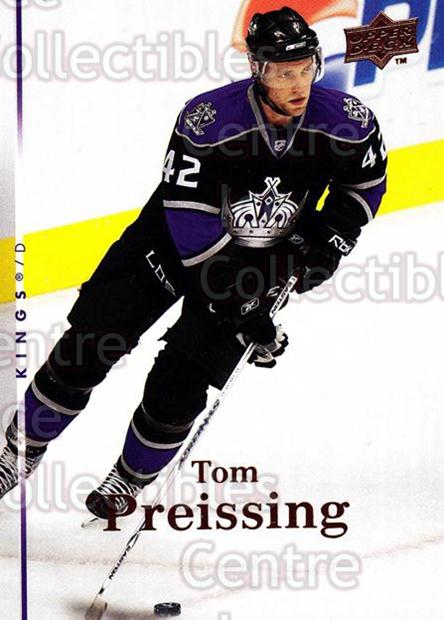 2007-08 Upper Deck #343 Tom Preissing<br/>13 In Stock - $1.00 each - <a href=https://centericecollectibles.foxycart.com/cart?name=2007-08%20Upper%20Deck%20%23343%20Tom%20Preissing...&quantity_max=13&price=$1.00&code=205501 class=foxycart> Buy it now! </a>