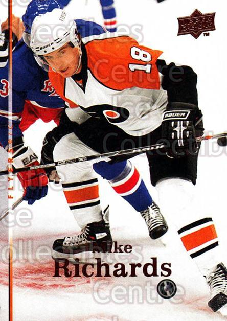 2007-08 Upper Deck #378 Mike Richards<br/>13 In Stock - $1.00 each - <a href=https://centericecollectibles.foxycart.com/cart?name=2007-08%20Upper%20Deck%20%23378%20Mike%20Richards...&quantity_max=13&price=$1.00&code=205536 class=foxycart> Buy it now! </a>