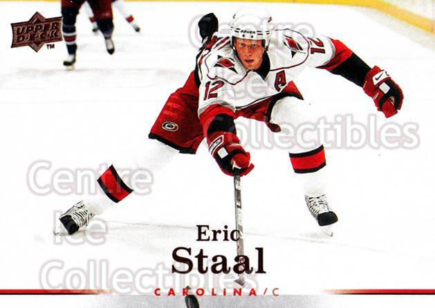 2007-08 Upper Deck #432 Eric Staal<br/>13 In Stock - $1.00 each - <a href=https://centericecollectibles.foxycart.com/cart?name=2007-08%20Upper%20Deck%20%23432%20Eric%20Staal...&quantity_max=13&price=$1.00&code=205594 class=foxycart> Buy it now! </a>