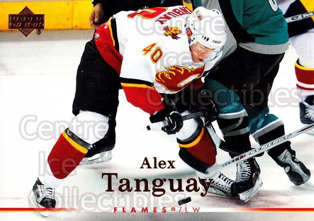 2007-08 Upper Deck #51 Alex Tanguay<br/>13 In Stock - $1.00 each - <a href=https://centericecollectibles.foxycart.com/cart?name=2007-08%20Upper%20Deck%20%2351%20Alex%20Tanguay...&quantity_max=13&price=$1.00&code=205621 class=foxycart> Buy it now! </a>