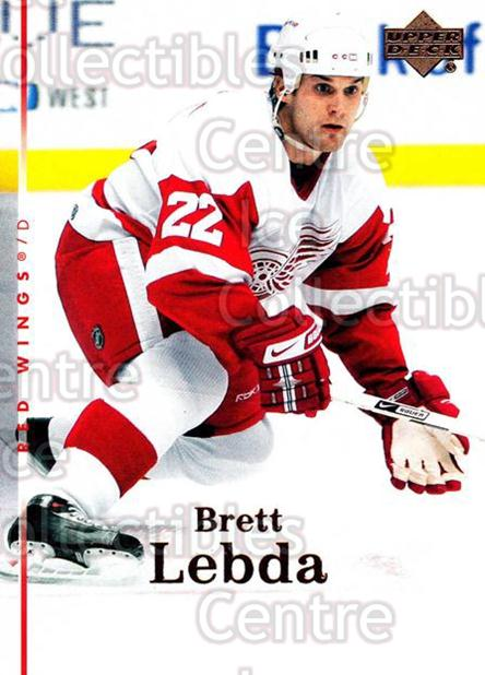 2007-08 Upper Deck #7 Brett Lebda<br/>12 In Stock - $1.00 each - <a href=https://centericecollectibles.foxycart.com/cart?name=2007-08%20Upper%20Deck%20%237%20Brett%20Lebda...&quantity_max=12&price=$1.00&code=205641 class=foxycart> Buy it now! </a>