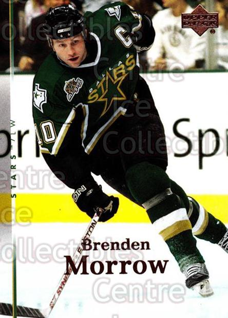 2007-08 Upper Deck #86 Brenden Morrow<br/>13 In Stock - $1.00 each - <a href=https://centericecollectibles.foxycart.com/cart?name=2007-08%20Upper%20Deck%20%2386%20Brenden%20Morrow...&quantity_max=13&price=$1.00&code=205659 class=foxycart> Buy it now! </a>