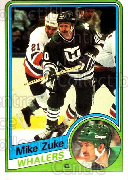 1984-85 O-Pee-Chee #80 Mike Zuke<br/>10 In Stock - $1.00 each - <a href=https://centericecollectibles.foxycart.com/cart?name=1984-85%20O-Pee-Chee%20%2380%20Mike%20Zuke...&quantity_max=10&price=$1.00&code=205696 class=foxycart> Buy it now! </a>