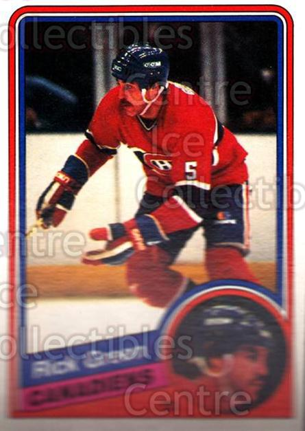 1984-85 O-Pee-Chee #262 Rick Green<br/>5 In Stock - $1.00 each - <a href=https://centericecollectibles.foxycart.com/cart?name=1984-85%20O-Pee-Chee%20%23262%20Rick%20Green...&quantity_max=5&price=$1.00&code=205709 class=foxycart> Buy it now! </a>