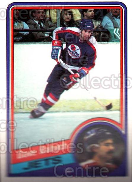 1984-85 O-Pee-Chee #334 Dave Babych<br/>6 In Stock - $1.00 each - <a href=https://centericecollectibles.foxycart.com/cart?name=1984-85%20O-Pee-Chee%20%23334%20Dave%20Babych...&quantity_max=6&price=$1.00&code=205730 class=foxycart> Buy it now! </a>