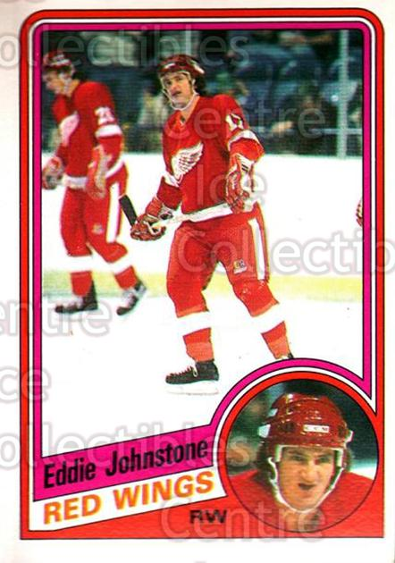 1984-85 O-Pee-Chee #55 Ed Johnstone<br/>10 In Stock - $1.00 each - <a href=https://centericecollectibles.foxycart.com/cart?name=1984-85%20O-Pee-Chee%20%2355%20Ed%20Johnstone...&quantity_max=10&price=$1.00&code=205752 class=foxycart> Buy it now! </a>