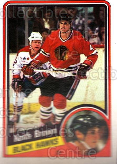 1984-85 O-Pee-Chee #33 Keith Brown<br/>7 In Stock - $1.00 each - <a href=https://centericecollectibles.foxycart.com/cart?name=1984-85%20O-Pee-Chee%20%2333%20Keith%20Brown...&quantity_max=7&price=$1.00&code=205778 class=foxycart> Buy it now! </a>