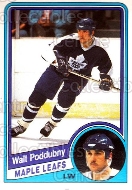 1984-85 O-Pee-Chee #309 Walt Poddubny<br/>7 In Stock - $1.00 each - <a href=https://centericecollectibles.foxycart.com/cart?name=1984-85%20O-Pee-Chee%20%23309%20Walt%20Poddubny...&quantity_max=7&price=$1.00&code=205808 class=foxycart> Buy it now! </a>