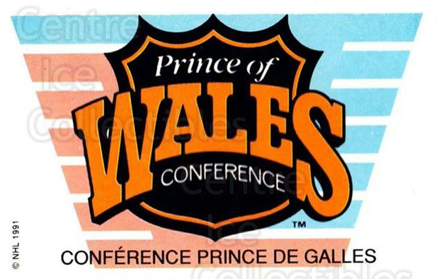 1991-92 Panini Stickers #6 Prince of Wales Trophy<br/>6 In Stock - $1.00 each - <a href=https://centericecollectibles.foxycart.com/cart?name=1991-92%20Panini%20Stickers%20%236%20Prince%20of%20Wales...&quantity_max=6&price=$1.00&code=206016 class=foxycart> Buy it now! </a>