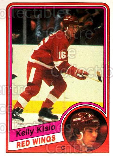 1984-85 O-Pee-Chee #56 Kelly Kisio<br/>8 In Stock - $1.00 each - <a href=https://centericecollectibles.foxycart.com/cart?name=1984-85%20O-Pee-Chee%20%2356%20Kelly%20Kisio...&quantity_max=8&price=$1.00&code=206032 class=foxycart> Buy it now! </a>