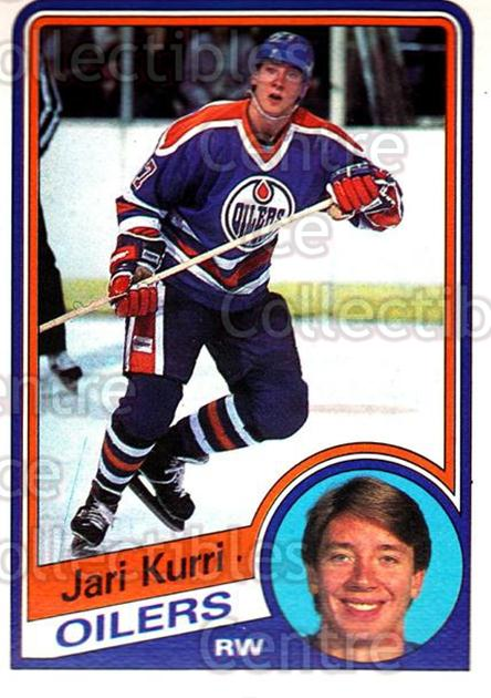 1984-85 O-Pee-Chee #249 Jari Kurri<br/>11 In Stock - $5.00 each - <a href=https://centericecollectibles.foxycart.com/cart?name=1984-85%20O-Pee-Chee%20%23249%20Jari%20Kurri...&quantity_max=11&price=$5.00&code=206086 class=foxycart> Buy it now! </a>