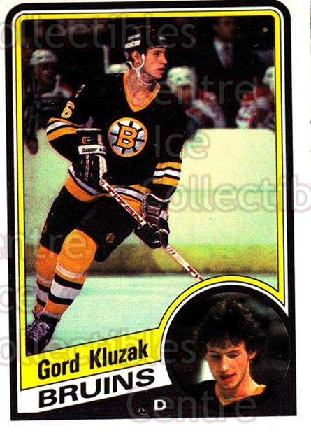 1984-85 O-Pee-Chee #6 Gord Kluzak<br/>9 In Stock - $1.00 each - <a href=https://centericecollectibles.foxycart.com/cart?name=1984-85%20O-Pee-Chee%20%236%20Gord%20Kluzak...&quantity_max=9&price=$1.00&code=206106 class=foxycart> Buy it now! </a>