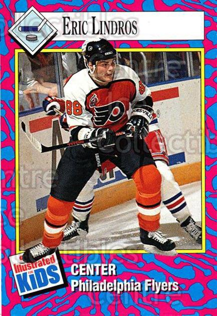 1992-00 Sports Illustrated for Kids #135 Eric Lindros<br/>4 In Stock - $2.00 each - <a href=https://centericecollectibles.foxycart.com/cart?name=1992-00%20Sports%20Illustrated%20for%20Kids%20%23135%20Eric%20Lindros...&quantity_max=4&price=$2.00&code=206111 class=foxycart> Buy it now! </a>