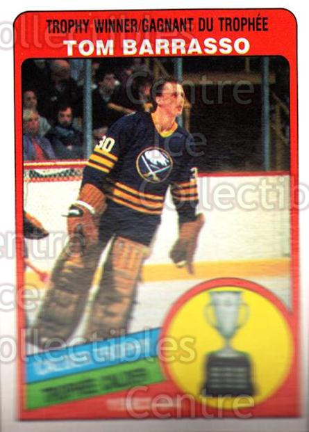 1984-85 O-Pee-Chee #375 Tom Barrasso<br/>6 In Stock - $1.00 each - <a href=https://centericecollectibles.foxycart.com/cart?name=1984-85%20O-Pee-Chee%20%23375%20Tom%20Barrasso...&quantity_max=6&price=$1.00&code=206121 class=foxycart> Buy it now! </a>