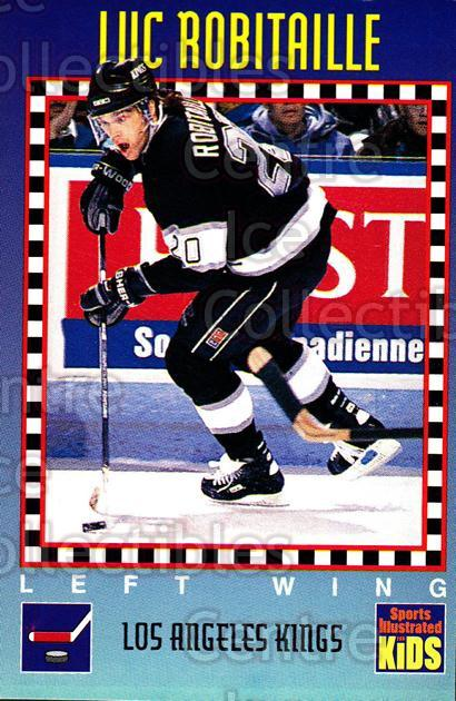1992-00 Sports Illustrated for Kids #241 Luc Robitaille<br/>6 In Stock - $2.00 each - <a href=https://centericecollectibles.foxycart.com/cart?name=1992-00%20Sports%20Illustrated%20for%20Kids%20%23241%20Luc%20Robitaille...&quantity_max=6&price=$2.00&code=206168 class=foxycart> Buy it now! </a>