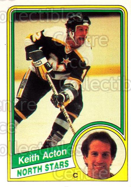 1984-85 O-Pee-Chee #93 Keith Acton<br/>9 In Stock - $1.00 each - <a href=https://centericecollectibles.foxycart.com/cart?name=1984-85%20O-Pee-Chee%20%2393%20Keith%20Acton...&quantity_max=9&price=$1.00&code=206185 class=foxycart> Buy it now! </a>