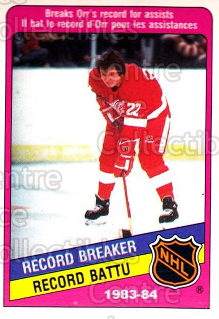 1984-85 O-Pee-Chee #390 Brad Park<br/>10 In Stock - $2.00 each - <a href=https://centericecollectibles.foxycart.com/cart?name=1984-85%20O-Pee-Chee%20%23390%20Brad%20Park...&quantity_max=10&price=$2.00&code=206230 class=foxycart> Buy it now! </a>