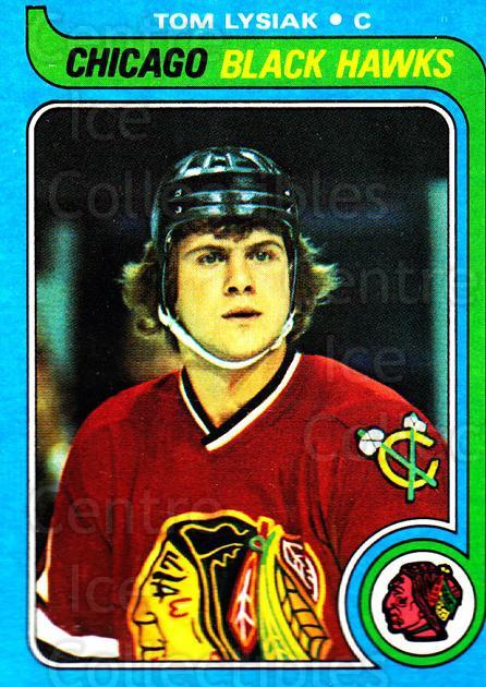 1979-80 Topps #41 Tom Lysiak<br/>5 In Stock - $1.00 each - <a href=https://centericecollectibles.foxycart.com/cart?name=1979-80%20Topps%20%2341%20Tom%20Lysiak...&quantity_max=5&price=$1.00&code=206274 class=foxycart> Buy it now! </a>