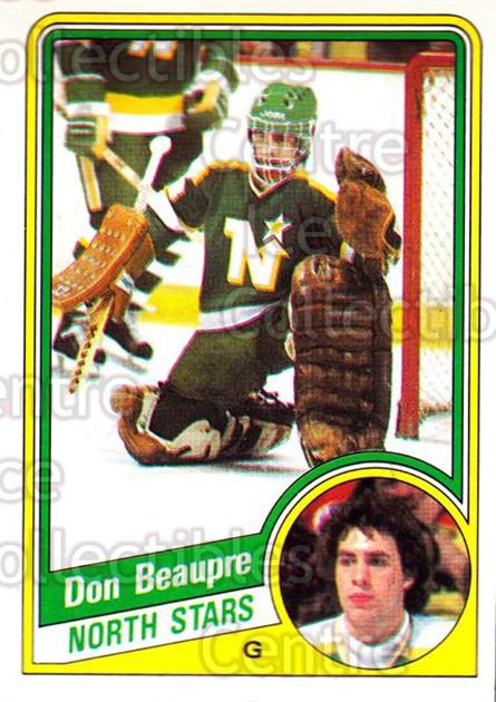 1984-85 O-Pee-Chee #94 Don Beaupre<br/>9 In Stock - $1.00 each - <a href=https://centericecollectibles.foxycart.com/cart?name=1984-85%20O-Pee-Chee%20%2394%20Don%20Beaupre...&quantity_max=9&price=$1.00&code=206372 class=foxycart> Buy it now! </a>
