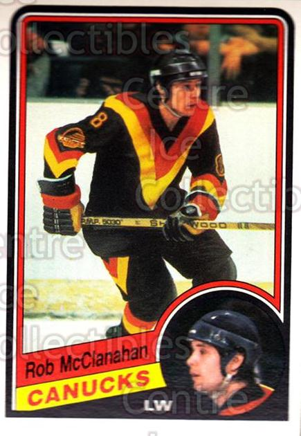 1984-85 O-Pee-Chee #325 Rob McClanahan<br/>6 In Stock - $1.00 each - <a href=https://centericecollectibles.foxycart.com/cart?name=1984-85%20O-Pee-Chee%20%23325%20Rob%20McClanahan...&quantity_max=6&price=$1.00&code=206404 class=foxycart> Buy it now! </a>