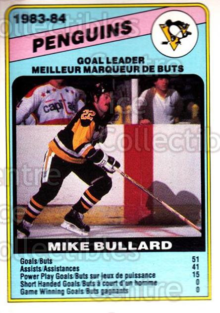 1984-85 O-Pee-Chee #365 Mike Bullard<br/>10 In Stock - $1.00 each - <a href=https://centericecollectibles.foxycart.com/cart?name=1984-85%20O-Pee-Chee%20%23365%20Mike%20Bullard...&quantity_max=10&price=$1.00&code=206409 class=foxycart> Buy it now! </a>