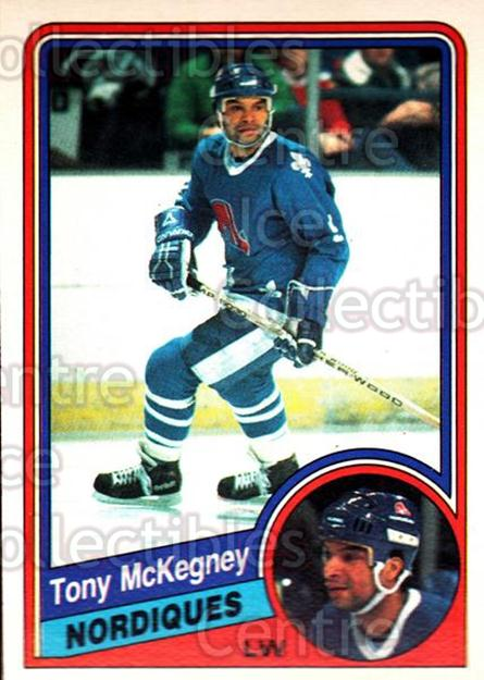 1984-85 O-Pee-Chee #283 Tony McKegney<br/>8 In Stock - $1.00 each - <a href=https://centericecollectibles.foxycart.com/cart?name=1984-85%20O-Pee-Chee%20%23283%20Tony%20McKegney...&quantity_max=8&price=$1.00&code=206494 class=foxycart> Buy it now! </a>