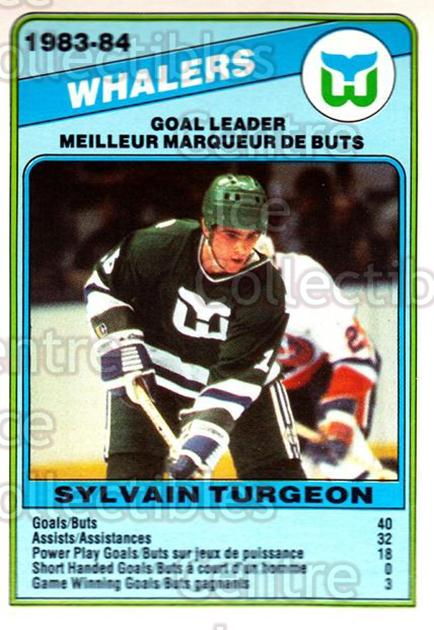 1984-85 O-Pee-Chee #372 Sylvain Turgeon<br/>10 In Stock - $1.00 each - <a href=https://centericecollectibles.foxycart.com/cart?name=1984-85%20O-Pee-Chee%20%23372%20Sylvain%20Turgeon...&quantity_max=10&price=$1.00&code=206506 class=foxycart> Buy it now! </a>