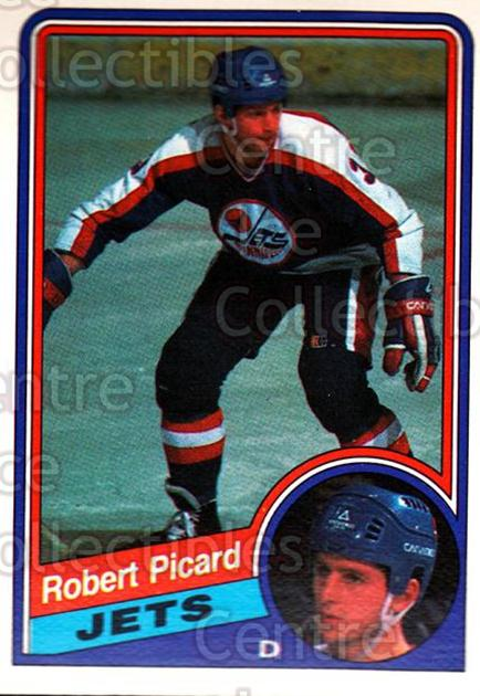 1984-85 O-Pee-Chee #345 Robert Picard<br/>10 In Stock - $1.00 each - <a href=https://centericecollectibles.foxycart.com/cart?name=1984-85%20O-Pee-Chee%20%23345%20Robert%20Picard...&quantity_max=10&price=$1.00&code=206559 class=foxycart> Buy it now! </a>