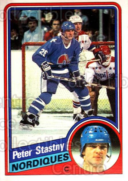 1984-85 O-Pee-Chee #293 Peter Stastny<br/>6 In Stock - $2.00 each - <a href=https://centericecollectibles.foxycart.com/cart?name=1984-85%20O-Pee-Chee%20%23293%20Peter%20Stastny...&quantity_max=6&price=$2.00&code=206564 class=foxycart> Buy it now! </a>