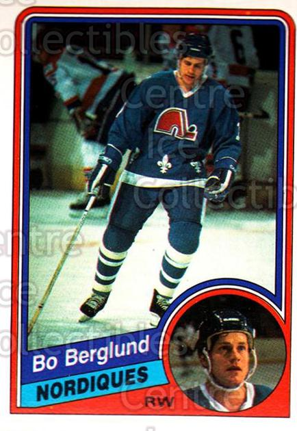 1984-85 O-Pee-Chee #276 Bo Berglund<br/>7 In Stock - $1.00 each - <a href=https://centericecollectibles.foxycart.com/cart?name=1984-85%20O-Pee-Chee%20%23276%20Bo%20Berglund...&quantity_max=7&price=$1.00&code=206607 class=foxycart> Buy it now! </a>