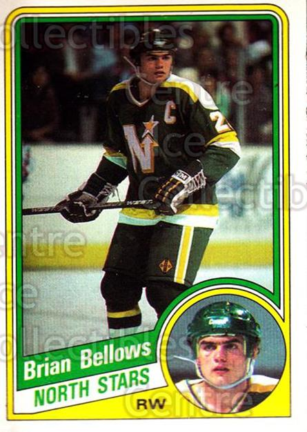 1984-85 O-Pee-Chee #95 Brian Bellows<br/>7 In Stock - $1.00 each - <a href=https://centericecollectibles.foxycart.com/cart?name=1984-85%20O-Pee-Chee%20%2395%20Brian%20Bellows...&quantity_max=7&price=$1.00&code=206632 class=foxycart> Buy it now! </a>