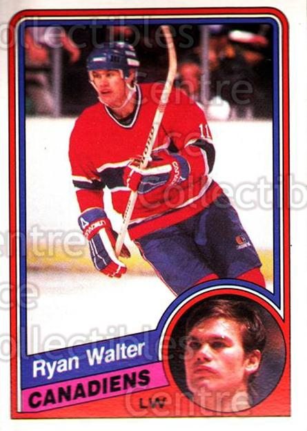 1984-85 O-Pee-Chee #275 Ryan Walter<br/>6 In Stock - $1.00 each - <a href=https://centericecollectibles.foxycart.com/cart?name=1984-85%20O-Pee-Chee%20%23275%20Ryan%20Walter...&quantity_max=6&price=$1.00&code=206633 class=foxycart> Buy it now! </a>