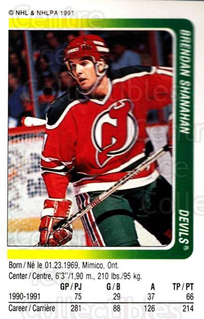 1991-92 Panini Stickers #222 Brendan Shanahan<br/>6 In Stock - $1.00 each - <a href=https://centericecollectibles.foxycart.com/cart?name=1991-92%20Panini%20Stickers%20%23222%20Brendan%20Shanaha...&quantity_max=6&price=$1.00&code=206649 class=foxycart> Buy it now! </a>