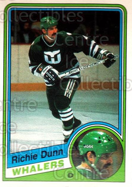 1984-85 O-Pee-Chee #69 Richie Dunn<br/>9 In Stock - $1.00 each - <a href=https://centericecollectibles.foxycart.com/cart?name=1984-85%20O-Pee-Chee%20%2369%20Richie%20Dunn...&quantity_max=9&price=$1.00&code=206765 class=foxycart> Buy it now! </a>