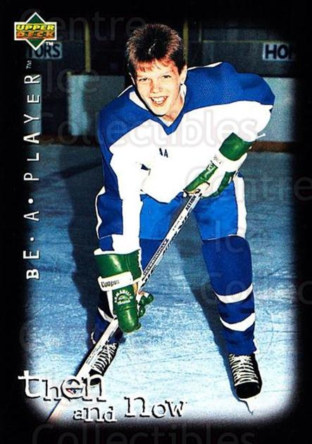 1994-95 Be A Player #134 Jason Arnott<br/>6 In Stock - $1.00 each - <a href=https://centericecollectibles.foxycart.com/cart?name=1994-95%20Be%20A%20Player%20%23134%20Jason%20Arnott...&quantity_max=6&price=$1.00&code=2067 class=foxycart> Buy it now! </a>