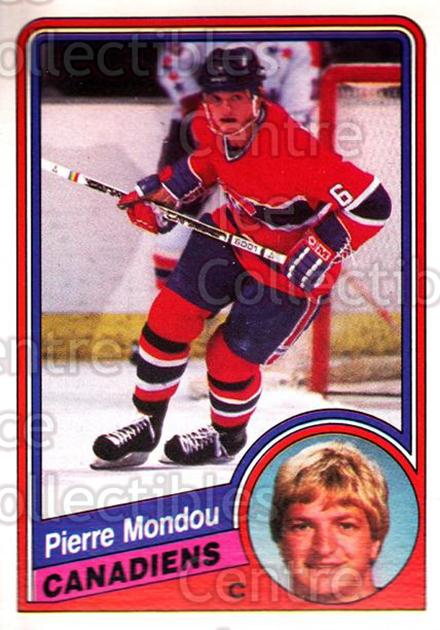1984-85 O-Pee-Chee #266 Pierre Mondou<br/>6 In Stock - $1.00 each - <a href=https://centericecollectibles.foxycart.com/cart?name=1984-85%20O-Pee-Chee%20%23266%20Pierre%20Mondou...&quantity_max=6&price=$1.00&code=206829 class=foxycart> Buy it now! </a>