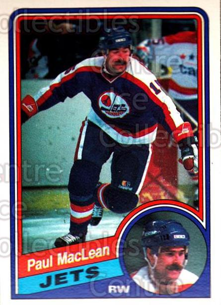 1984-85 O-Pee-Chee #342 Paul MacLean<br/>8 In Stock - $1.00 each - <a href=https://centericecollectibles.foxycart.com/cart?name=1984-85%20O-Pee-Chee%20%23342%20Paul%20MacLean...&quantity_max=8&price=$1.00&code=206850 class=foxycart> Buy it now! </a>